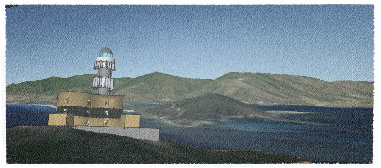 ENERGINFOPARCO - Faro e valorizzazione energetica